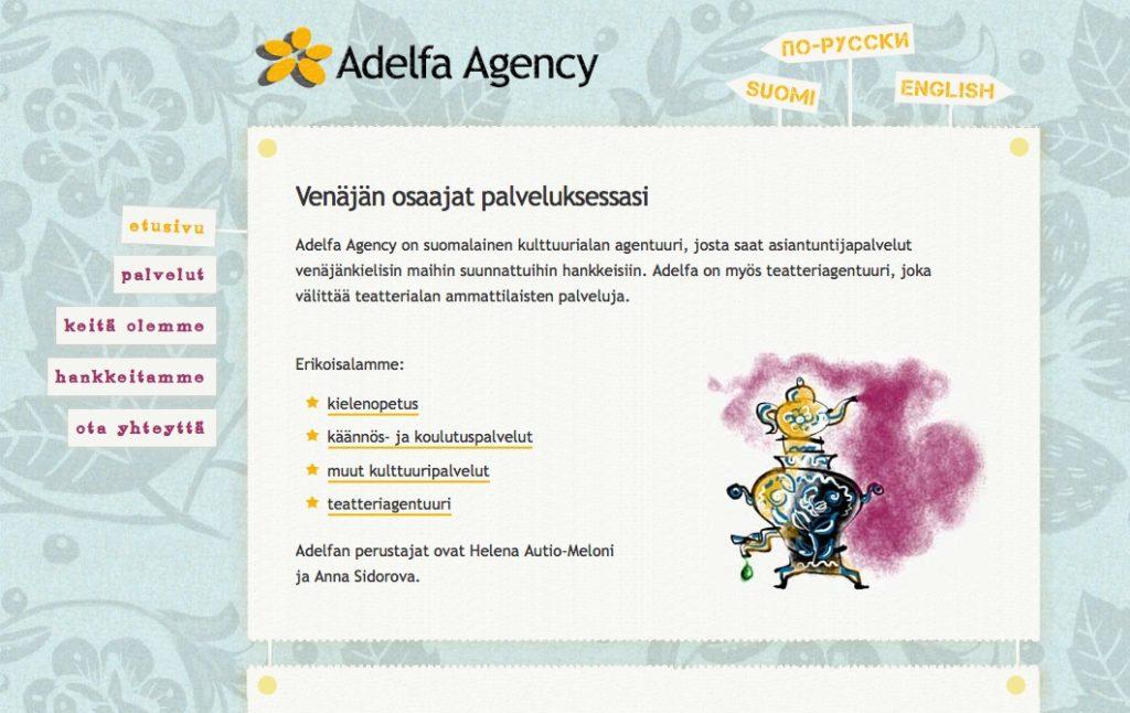 Adelfa Agency