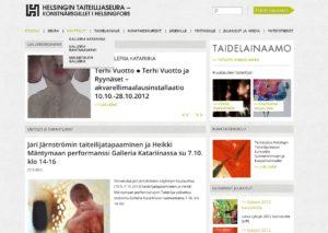Helsingin Taiteilijaseura
